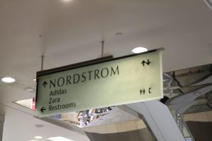 Indoor Wayfinding Mall Signage